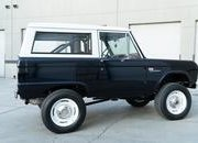 1968 Ford Bronco Wagon by Jay Leno, Ford Performance, LGE-CTS, and SEMA Garage - image 870107