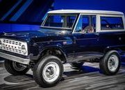 1968 Ford Bronco Wagon by Jay Leno, Ford Performance, LGE-CTS, and SEMA Garage - image 870112