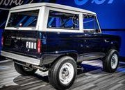 1968 Ford Bronco Wagon by Jay Leno, Ford Performance, LGE-CTS, and SEMA Garage - image 870113