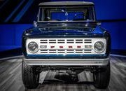 1968 Ford Bronco Wagon by Jay Leno, Ford Performance, LGE-CTS, and SEMA Garage - image 870114