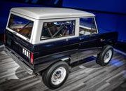 1968 Ford Bronco Wagon by Jay Leno, Ford Performance, LGE-CTS, and SEMA Garage - image 870119