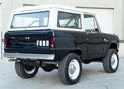 1968 Ford Bronco Wagon by Jay Leno, Ford Performance, LGE-CTS, and SEMA Garage - image 870405