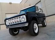 1968 Ford Bronco Wagon by Jay Leno, Ford Performance, LGE-CTS, and SEMA Garage - image 870097