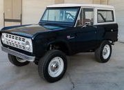 1968 Ford Bronco Wagon by Jay Leno, Ford Performance, LGE-CTS, and SEMA Garage - image 870098