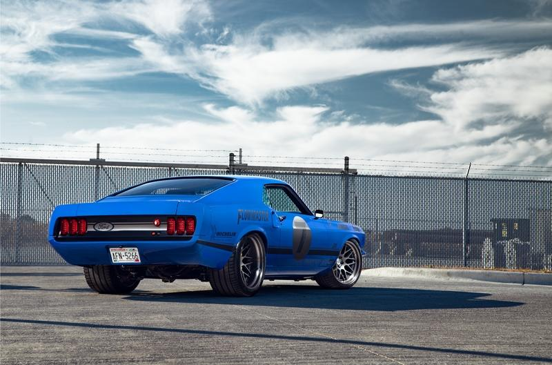 1969 Ford Mustang Mach 1 UNKL by Ringbrothers Exterior - image 870069