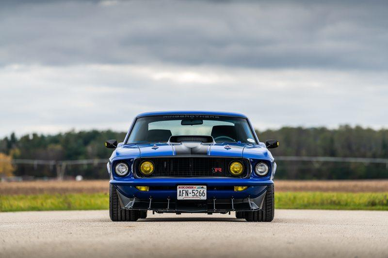 1969 Ford Mustang Mach 1 UNKL by Ringbrothers Exterior - image 869947