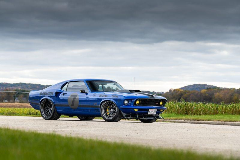 1969 Ford Mustang Mach 1 UNKL by Ringbrothers