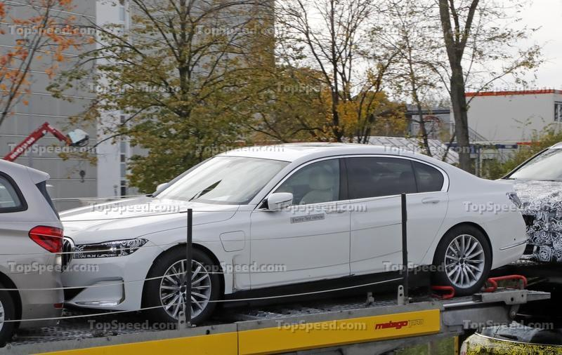 BMW i7 Confirmed Along With the Fate of V-8 and V-12 Engines