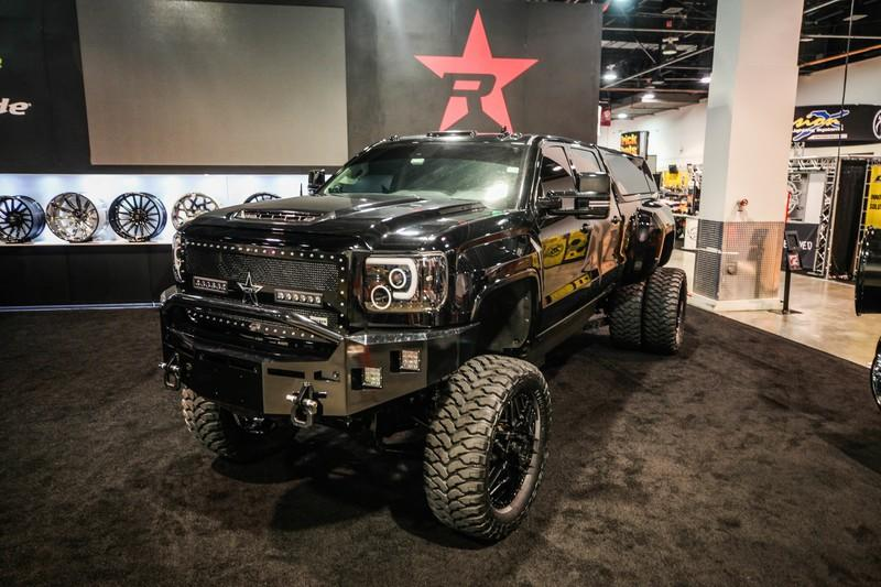 2018 GMC 3500HD Denali by Rolling Big Power and Keaton Hoskins