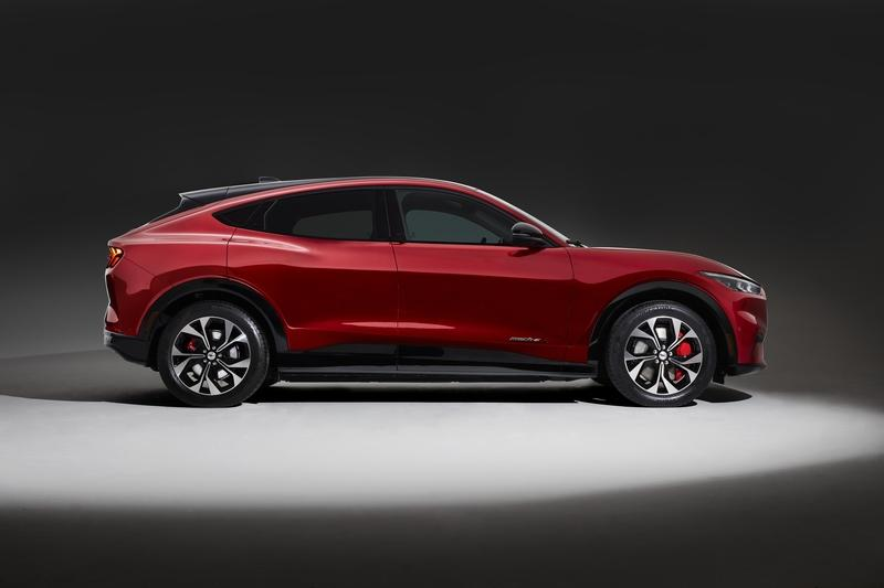 2021 Ford Mustang Mach-E Order Books Have Opened - Here's What You Need to Know Exterior - image 871957