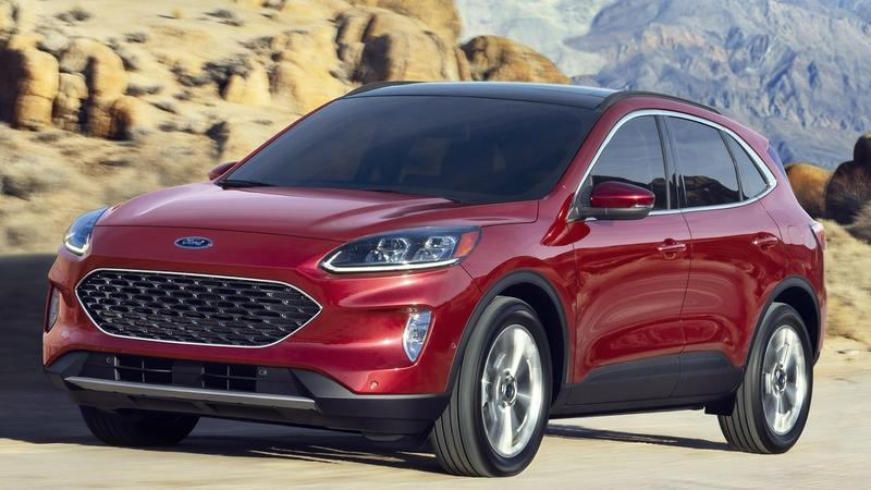 2020 Ford Urban Escape by LGE-CTS