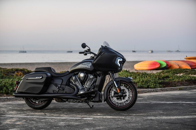 2020 Indian Challenger Dark Horse