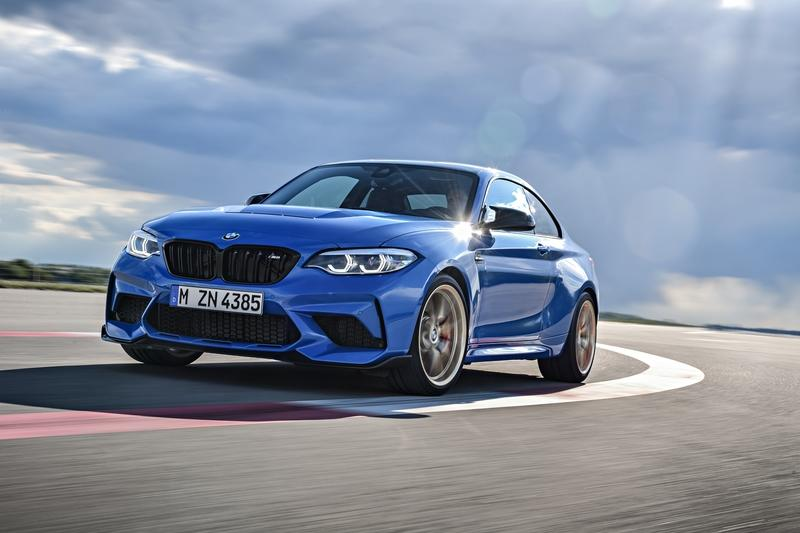 Thanks to Hybridization, There Is No Ceiling for the BMW M Brand