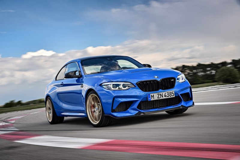 BMW Still Isn't Sure If It Will Make a Lightweight M2 CSL