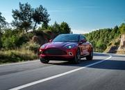 The 2021 Aston Martin DBX Arrives as the Brand's First SUV with a Huracan-Like Price - image 872464