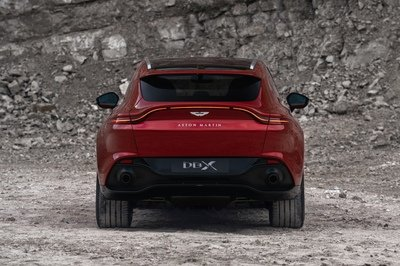 2021 Aston Martin DBX Picture Gallery
