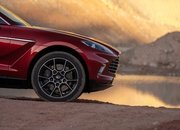 The 2021 Aston Martin DBX Arrives as the Brand's First SUV with a Huracan-Like Price - image 872448