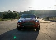 The 2021 Aston Martin DBX Arrives as the Brand's First SUV with a Huracan-Like Price - image 872451