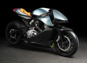 Aston Martin's $120,000 Motorcycle: the AMB 001 - image 870715