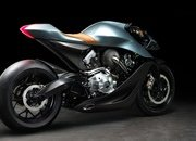 Aston Martin's $120,000 Motorcycle: the AMB 001 - image 870716