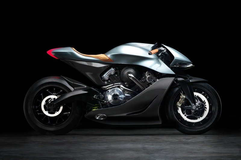 Aston Martin's $120,000 Motorcycle: the AMB 001