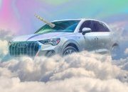Audi Got Horny for Halloween and Gave the Q3 an Epic Mythical Erection - image 869131