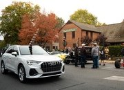 Audi Got Horny for Halloween and Gave the Q3 an Epic Mythical Erection - image 869129
