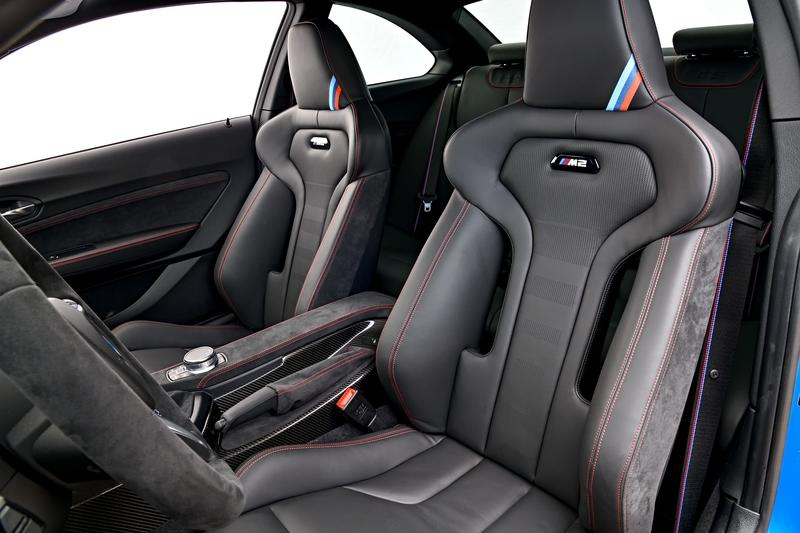 2020 BMW M2 CS Picture Gallery - image 869495