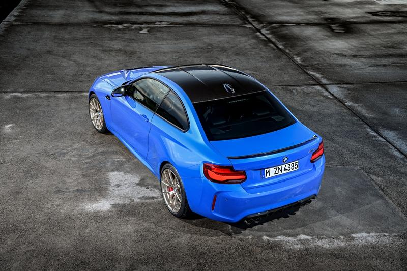 2020 BMW M2 CS Picture Gallery - image 869500