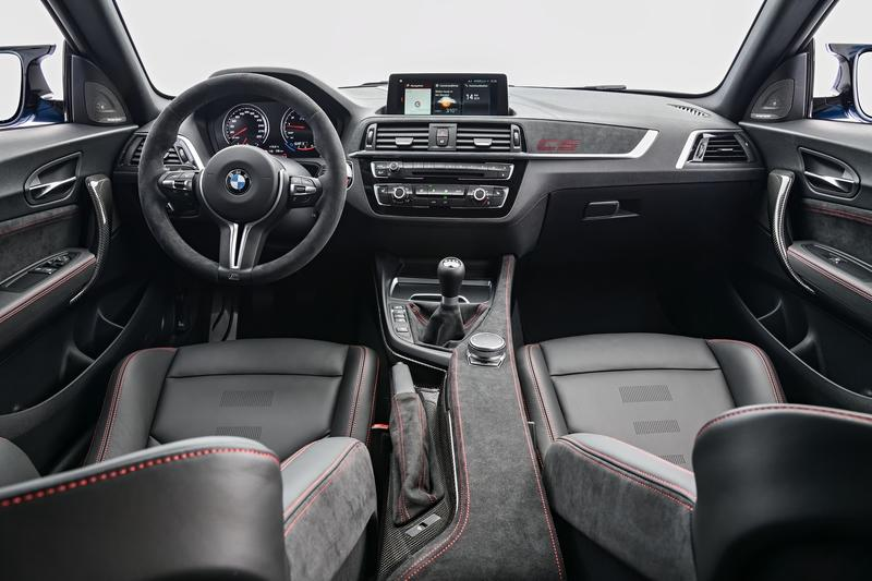 2020 BMW M2 CS Picture Gallery - image 869502