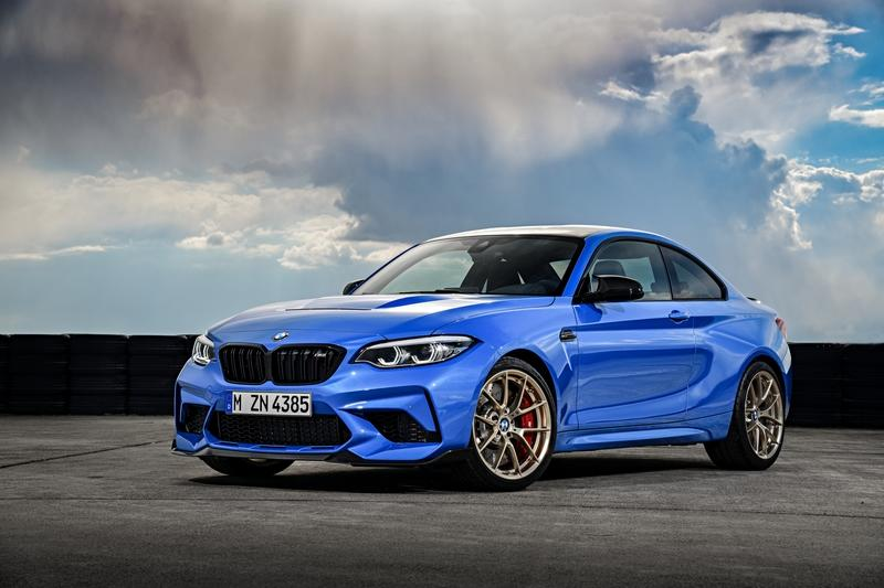 2020 BMW M2 CS Picture Gallery