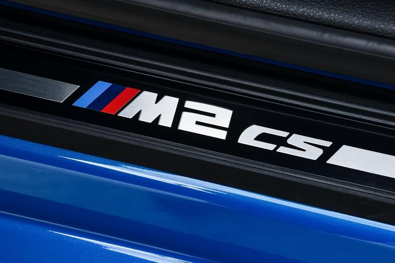 2020 BMW M2 CS Picture Gallery - image 869490