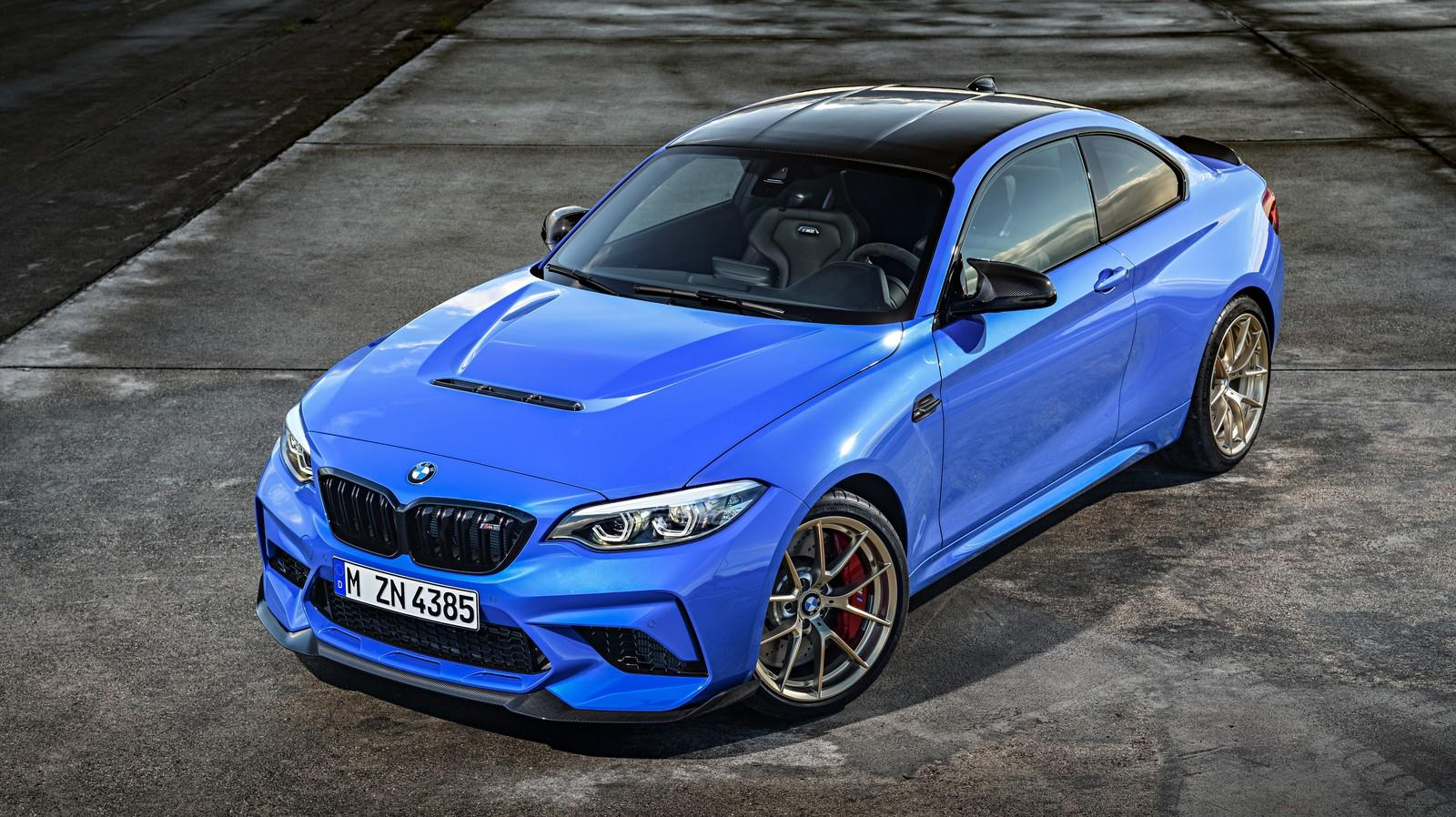 The 2020 BMW M2 CS Dethrones the M2 Competition In ALMOST ...