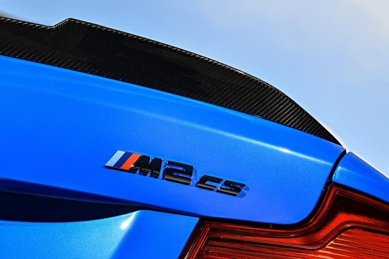 2020 BMW M2 CS Picture Gallery - image 869493