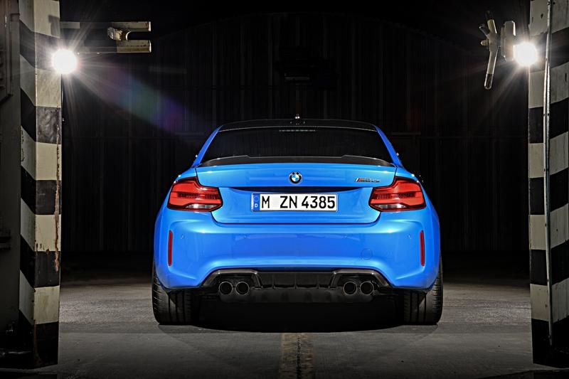 2020 BMW M2 CS Picture Gallery - image 869485