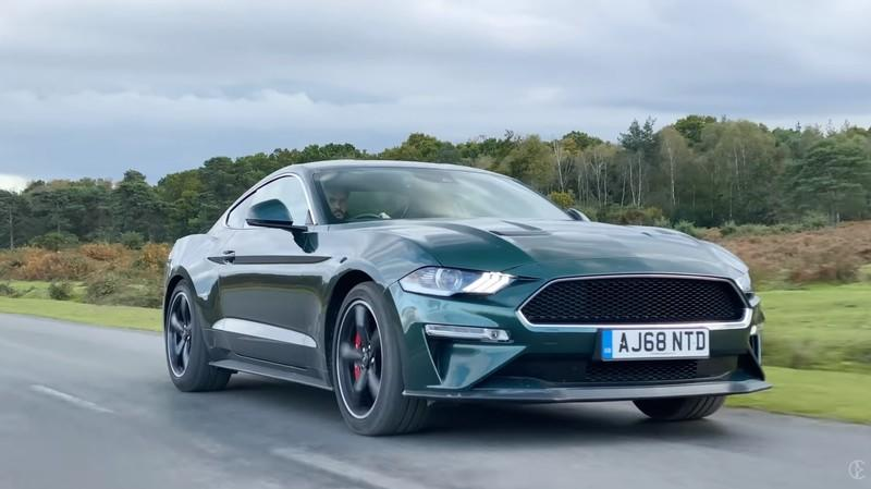 Carfection Just Used an Apple iPhone 11 to Record a Video Review of the Ford Mustang Bullitt