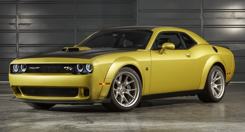 2020 Dodge Challenger 50th Anniversary Edition