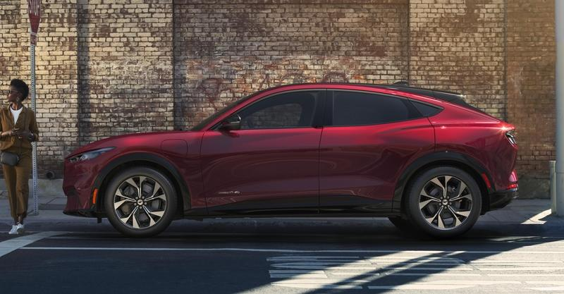 Don't just expect the 2021 Mustang Mach-E to be a success based on its name