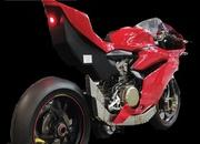 Efesto is developing a 300 hp Ducati 1299 Panigale powered by a hybrid powertrain - image 873133