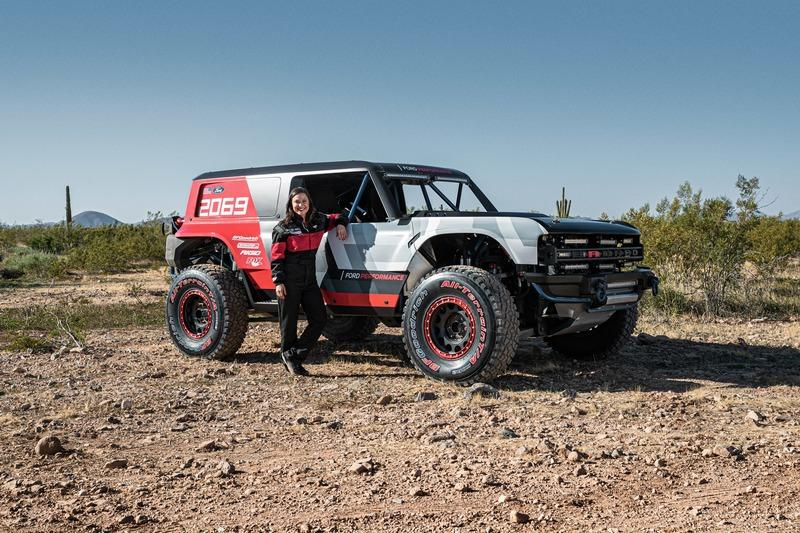 The New Ford Bronco R Couldn't Handle the Baja 1000 Exterior - image 869460