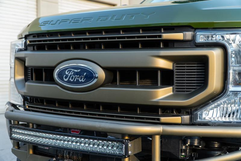 2020 Ford F-250 Super Duty Baja Forged by LGE-CTS Motorsports