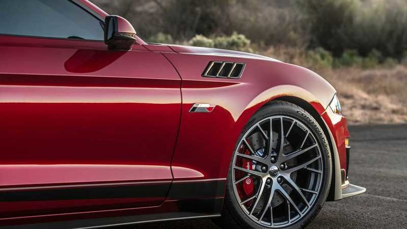 2020 Ford Mustang Jack Roush Edition by Roush Performance