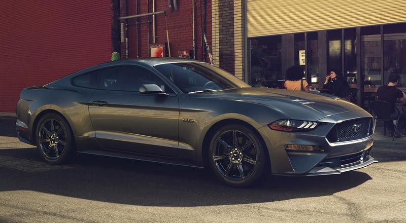2020 Ford Mustang Lithium