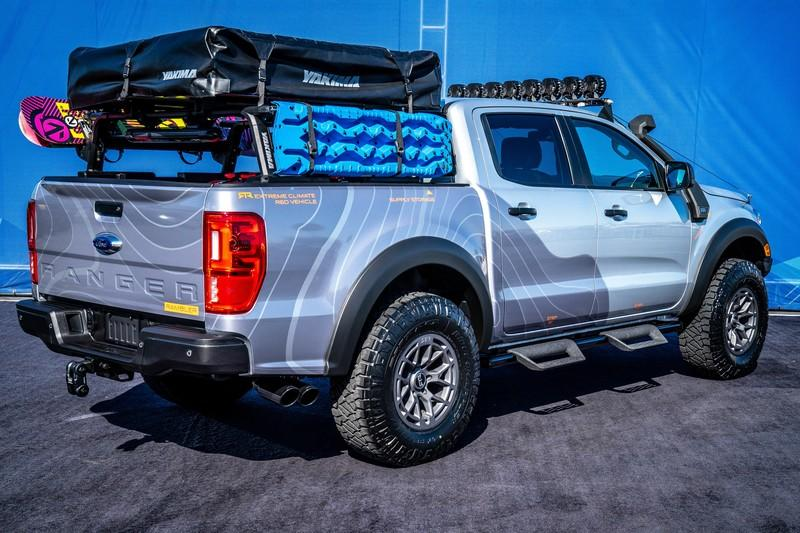 2019 Ford Ranger Rambler by RTR