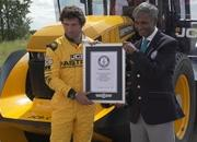 Guy Martin Pilots The World's Fastest Tractor to a Record Top Speed of 153.7 MPH - image 872649