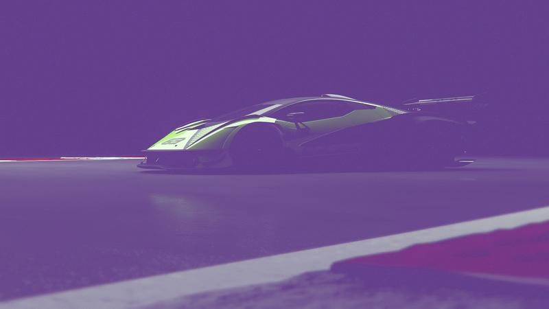 Here's That Teaser of the Track-Only Aventador-Based Super Car that Lamborghini is Working On