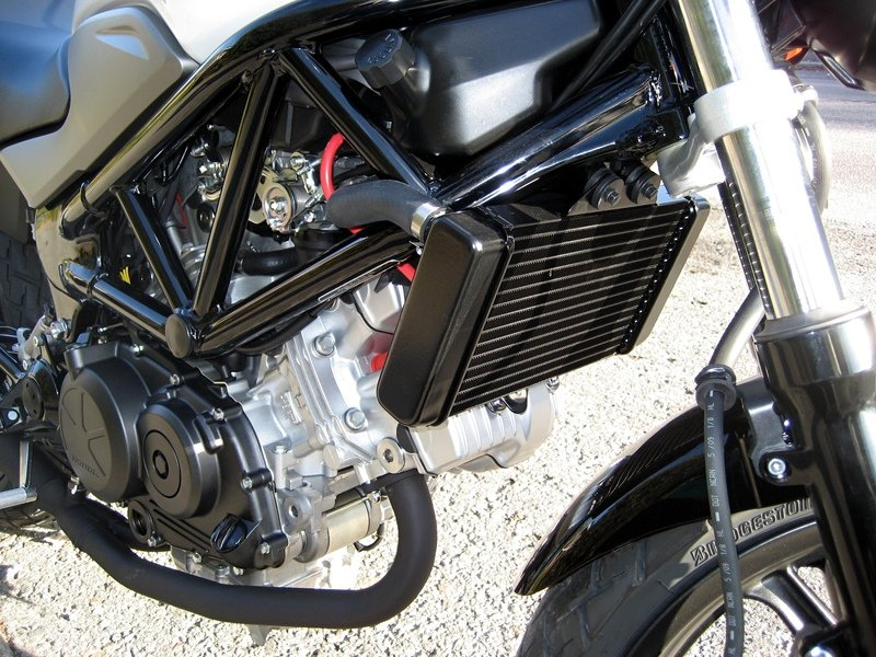 Motorcycle cooling systems decrypted