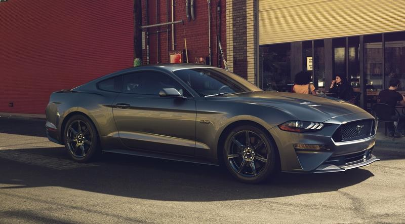 How much Mustang is there in the 2021 Mustang Mach-E?