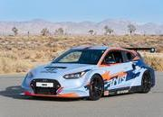 Hyundai's Latest Veloster-based Mid-Engined Track Beast Previews Road Model - image 873489