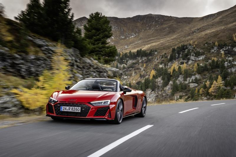 If You Missed Out on the Audi R8 RWS but Still Want a RWD R8, We've Got Good News For You